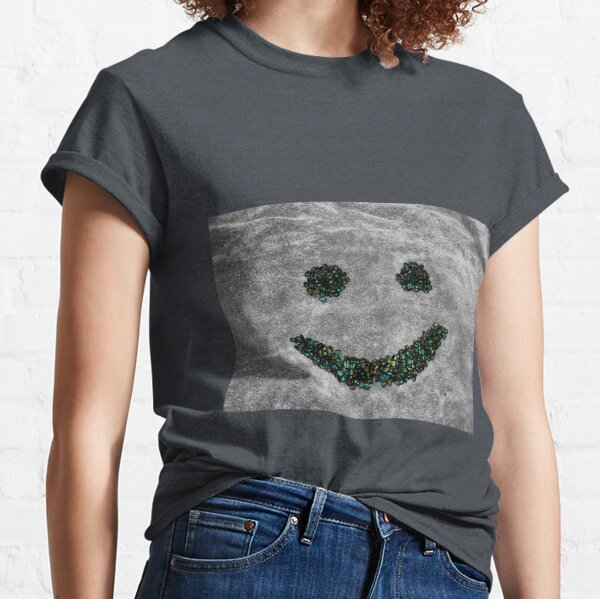 Coffee smiley face Classic T-Shirt