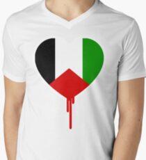 PALESTINIAN BLEEDING HEART T-Shirt