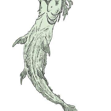 Frilled Shark by Chrispykreme
