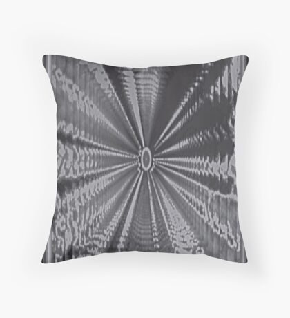 LIGHT-AT THE END OF THE TUNNEL Throw Pillow