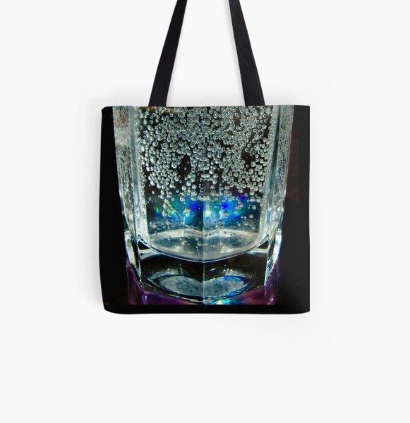 Heart in a Glass, Bolzano/Bozen, Italy All Over Print Tote Bag