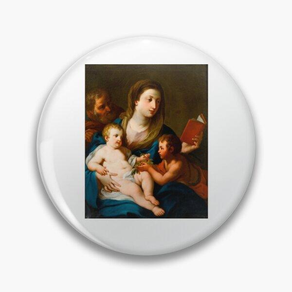 Holy Family Pin