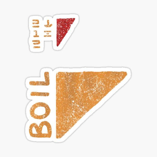 Boil Sticker