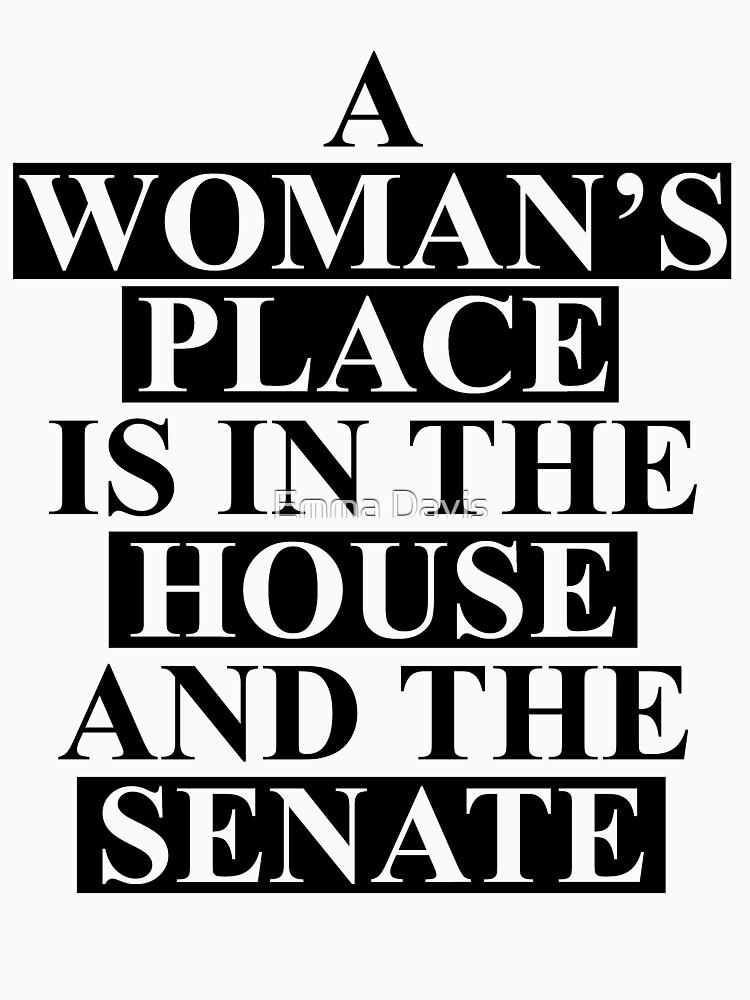 A Woman's Place... by emmadavis129