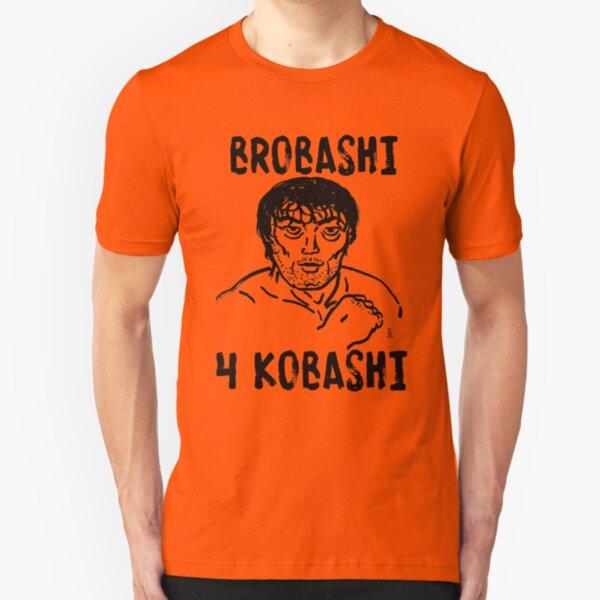 BROBASHI Slim Fit T-Shirt
