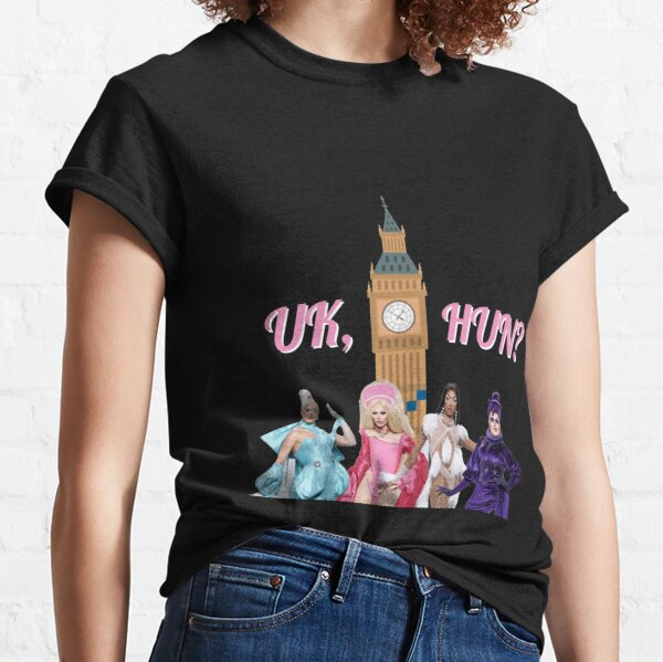 Uk, Hun RuPauls Drag Race UK United Kingdolls Classic T-Shirt