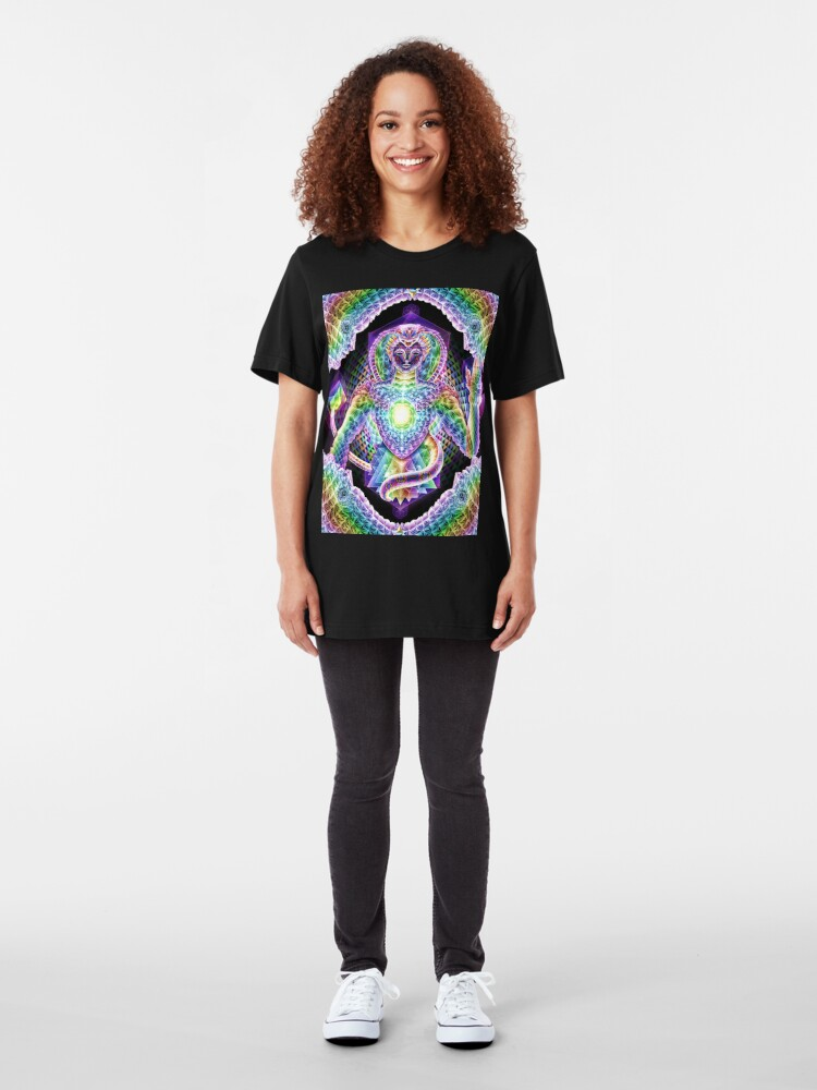 Alternate view of Gifts of Nature Slim Fit T-Shirt