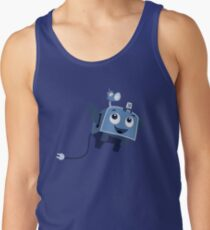 The Brave Little Toaster Goes To The Surface! Tank Top