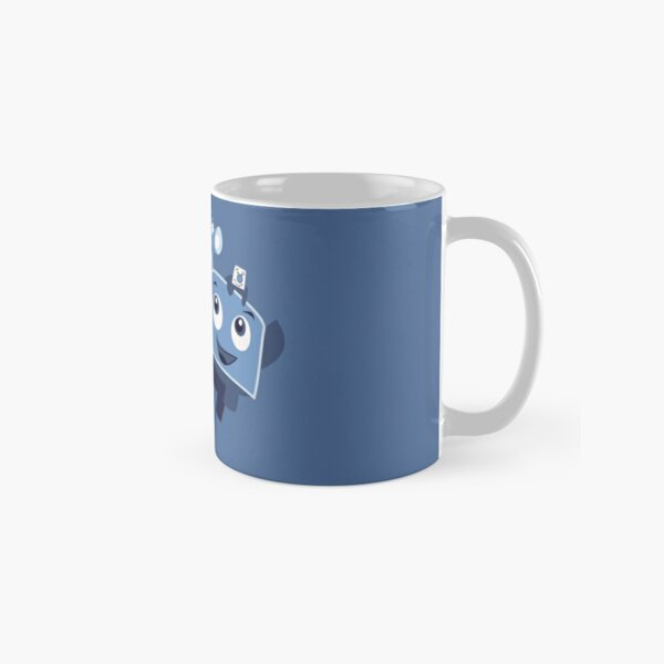 The Brave Little Toaster Goes To The Surface! Classic Mug
