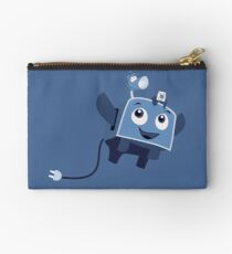The Brave Little Toaster Goes To The Surface! Studio Pouch