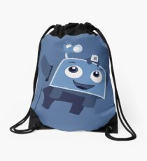 The Brave Little Toaster Goes To The Surface! Drawstring Bag