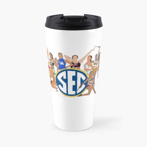 SEC Twirlers  Travel Mug