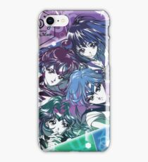 Outer Senshi Group iPhone Case/Skin