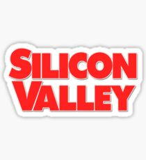Silicon Valley  Sticker