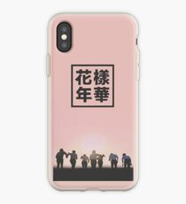 Vinilo o funda para iPhone BTS Young Forever Phone Case