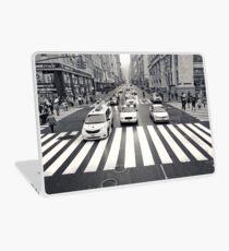 Busy Street Laptop Skin