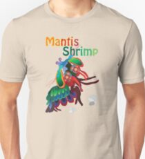 Mighty Mantis Shrimp T-Shirt