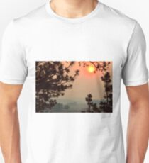 Wildfire Smoke  T-Shirt