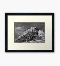 Edinburgh Castle, Scotland Framed Print