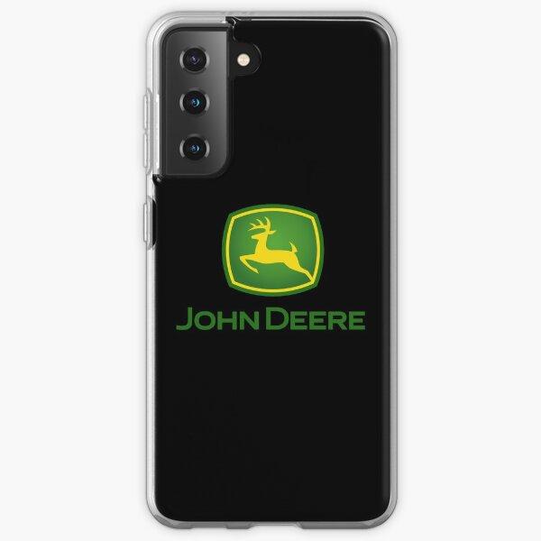 Logo John Deere Coque souple Samsung Galaxy
