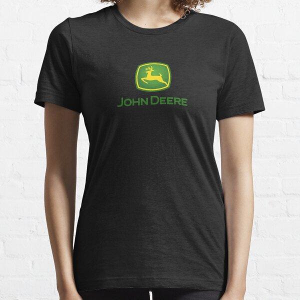 John Deere Logo Essential T-Shirt