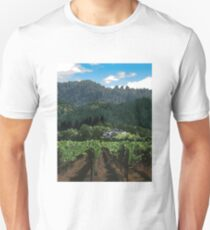 Napa Valley - Far Niente Winery Unisex T-Shirt