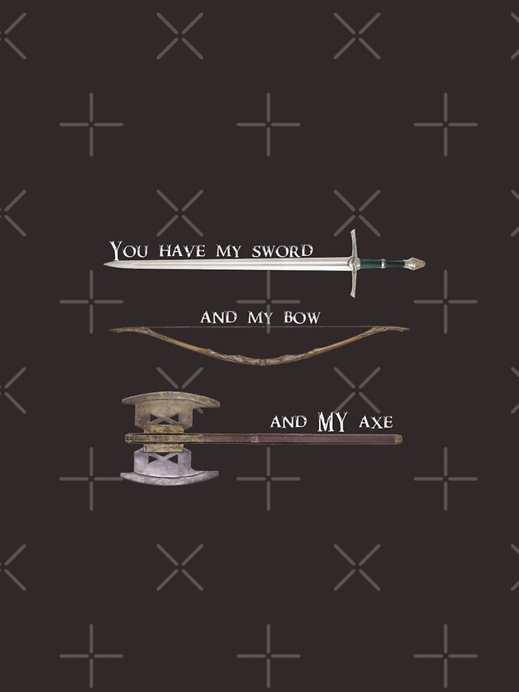 Bestseller - You Have My Sword... by RottenPopcorn