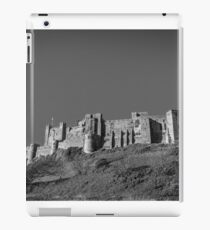 Bamburgh Castle, Northumberland iPad Case/Skin