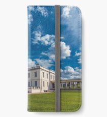 The Queen's House, Greenwich iPhone Wallet/Case/Skin