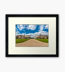 The Old Royal Naval College, Greenwich, England Framed Print