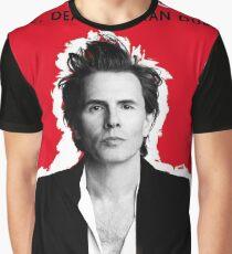 John Taylor Duran Duran Graphic T-Shirt
