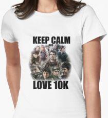 Keep Calm and Love 10K - Z Nation Shirt T-Shirt