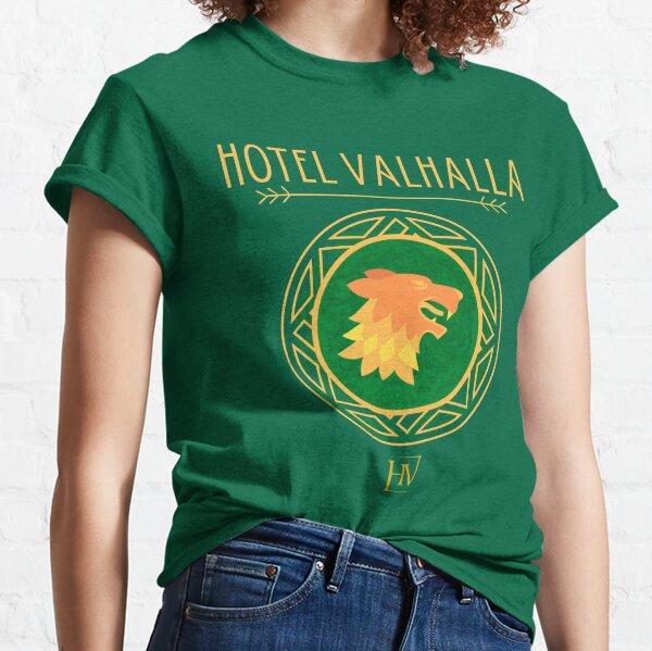 Hotel Valhalla Standard Classic T-Shirt