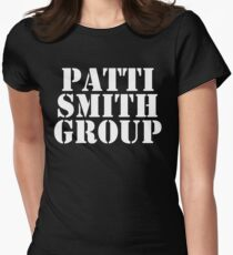 Patti Smith Shirt Women's Fitted T-Shirt