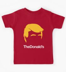 TheDonald's | Red Kids Tee