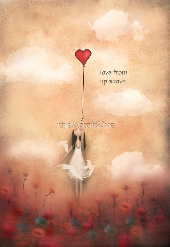 loVe from up above by theArtoflOve