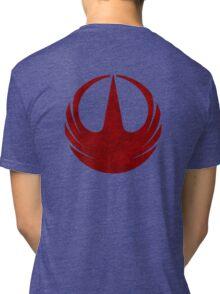 rebel alliance rogue one starbird Tri-blend T-Shirt