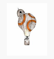 BB8 Photographic Print
