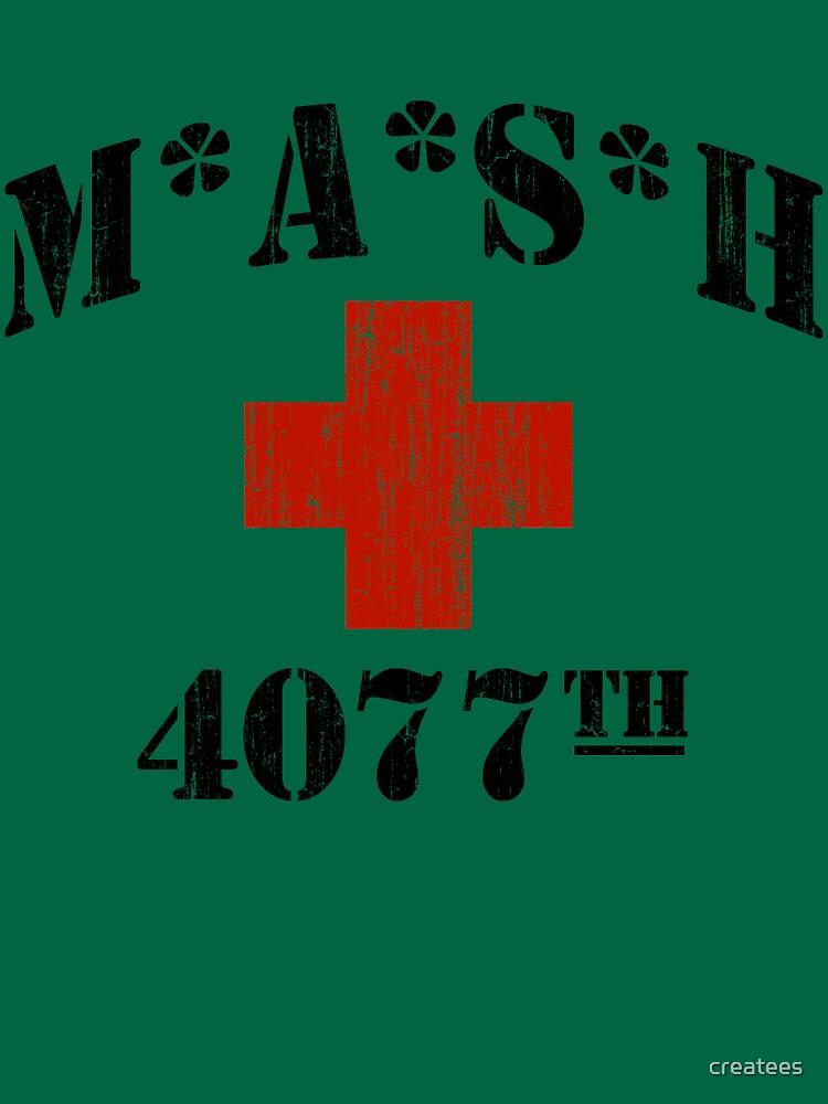 TShirtGifter presents: MASH | Unisex T-Shirt