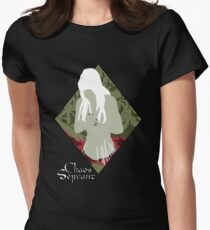 Chaos Servant Womens Fitted T-Shirt