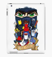 Videogame Ninjas iPad Case/Skin