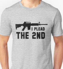 I Plead the 2nd Pro T-Shirt