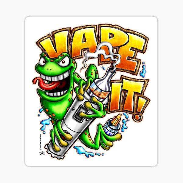 Vape It! Sticker