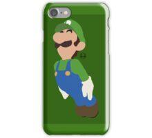 Luigi - Super Smash Bros. iPhone Case/Skin