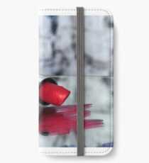 My Lips are Red iPhone Wallet