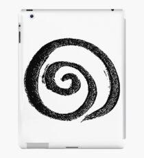 Iron Swirl iPad Case/Skin