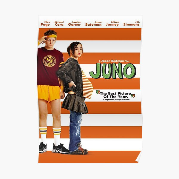 Best Picture Juno Poster