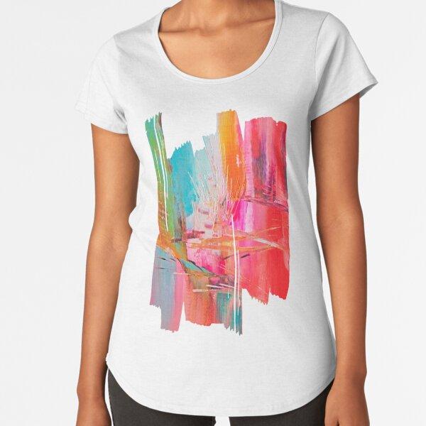 Oniris 1 T-shirt premium échancré
