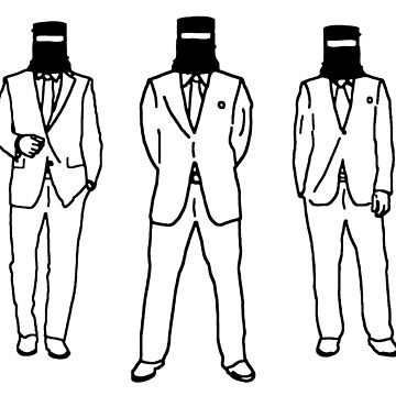 The Suited Neds by steentees