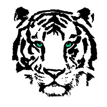 The Tiger by steentees